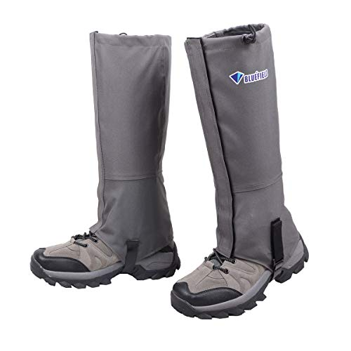 Azarxis Hiking Gaiters for Outdoor Camping Running...