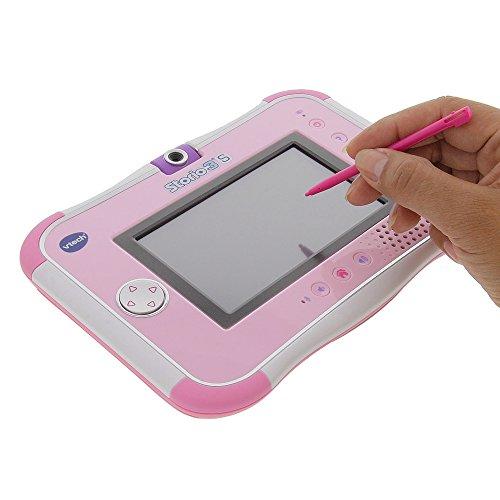 foto-kontor Stift für VTech Storio 3S Kinder Tablet Ersatzstift Eingabestift 10 Stück farbig bunt