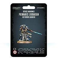 ウォーハンマー 40K:宇宙海兵隊プリマリス図書館 Phobos Armor