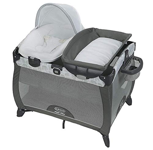 Why Should You Buy Graco Pack 'n Play Playard | Includes Portable Napper, Full-Size Infant Bassinet,...