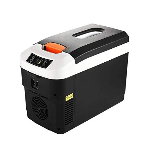 HSJ WYQ- Refrigerador del Coche 12L Conveniente for los Coches Casas Camiones calefacción y refrigeración de Doble Uso refrigeración