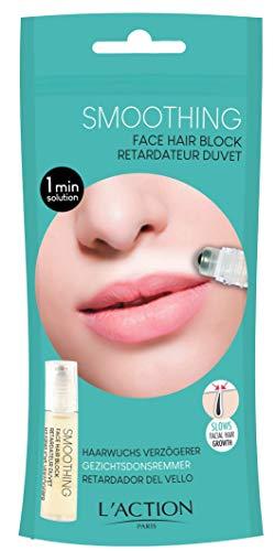 L'Action Paris - Haarwuchsverzögerer Gesicht | Epilation Gesicht für Frauen | Haarentfernung auf der Oberlippe