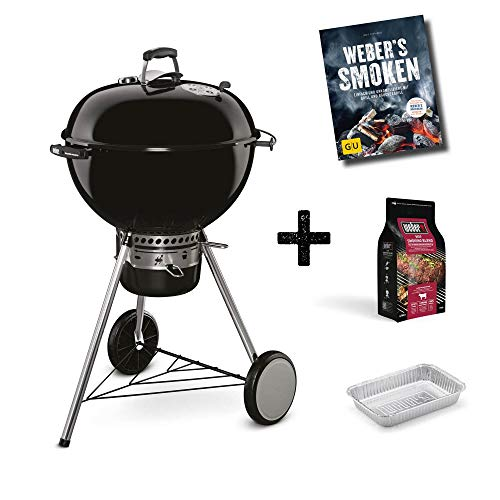 Weber Master-Touch (GBS) Special Edition Pro Schwarz