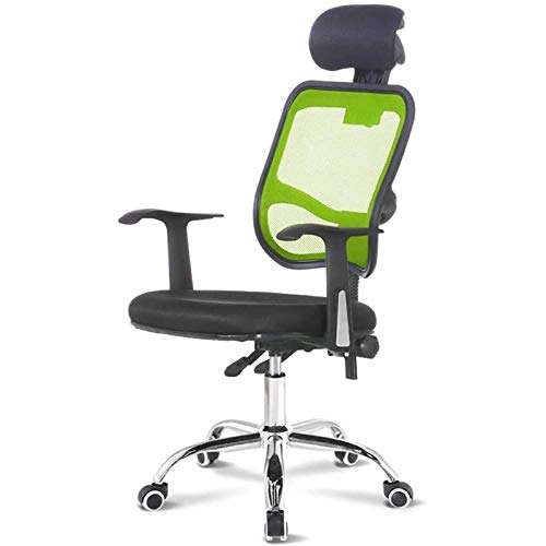 WDZJM Sillas de Oficina, sillas de Oficina Modernas y Simples de Malla, sillas de Escritorio Ajustables ergonómicamente, sillas de computadora, (Color : C)