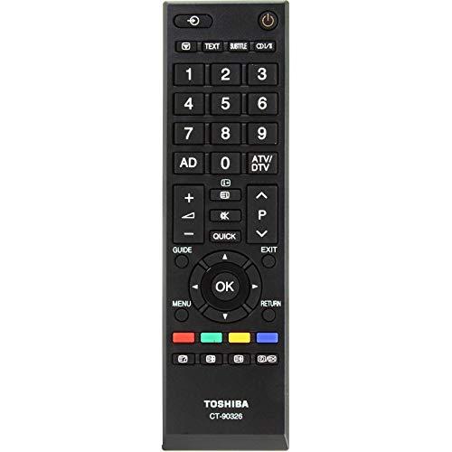Genuino CT-90326 Control Remoto para Toshiba CT90326 CT-90380...