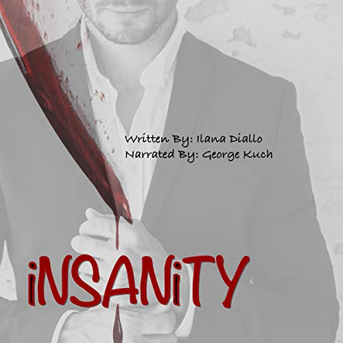 iNSANiTY Audiobook By Ilana Diallo cover art