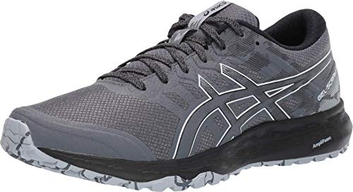 ASICS Men's Gel-Scram 5 Trail Running Shoes, 11M, Metropolis/White