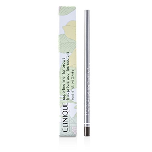 Clinique Superfine Brow Liner, No. 02 Soft Brown, 0.002 Ounce