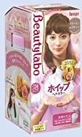 BeautyLabo(ビューティラボ) ホイップヘアカラー クリーミィカプチーノ × 24個セット