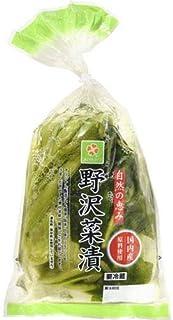 スマイルライフ 野沢菜漬200g