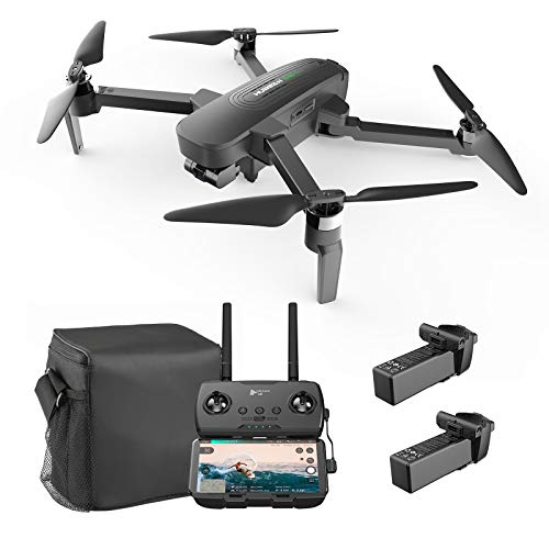 HUBSAN Zino Pro Plus 4K Drone with UHD Camera 3-Axis Gimbal FPV Live Video RC Quadcopter for Adults RTF GPS Auto Return to Home Foldable Arms