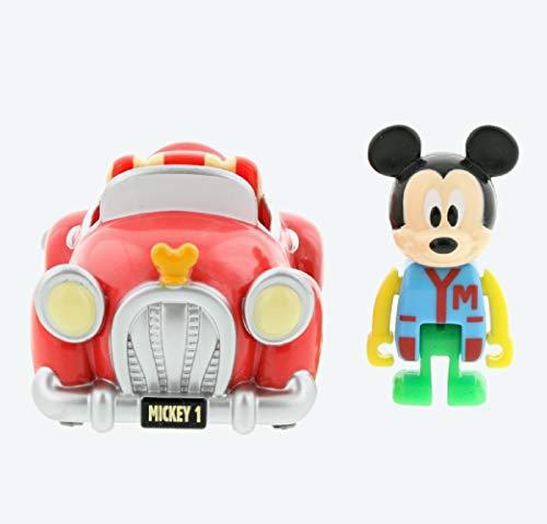 ★ミッキーマウス★トミカ★ビークルコレクション★ミッキーの車★フィギュア付き★東京ディズニーリゾート限定★