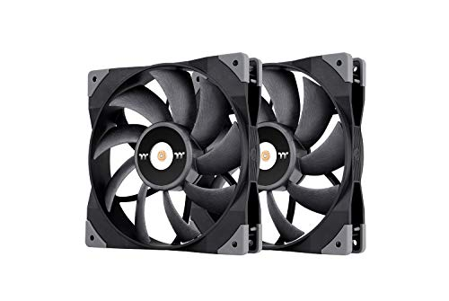 Thermaltake TOUGHFAN 14 2本セット PCケースファン 140mm CL-F085-PL14BL-A FN1522