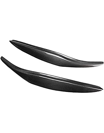 CITALL Fiberglass Headlight Eyebrows Eyelids