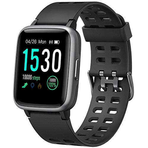 smartwatch iphone Willful Smartwatch Orologio Fitness Tracker Uomo Donna Sportivo Smart Watch IP68 Cardiofrequenzimetro da Polso Smartband Activity Tracker Contapassi Calorie per Android iPhone Samsung Huawei Xiaomi