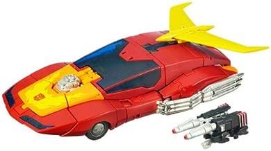 Transformers Universe SDCC 2011 San DIego ComicCon Exclusive Deluxe Figure Masterpiece Rodimus Prime