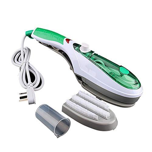 Vaporizador para ropa Vaporizadores de ropa potentes, vaporizadores de mano, removedor de arrugas Limpie y esterilice el vaporizador de ropa de apagado automático para el hogar y los viajes,1p
