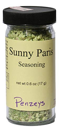 Sunny Paris Seasoning By Penzeys Spices .6 oz 1/2 cup jar