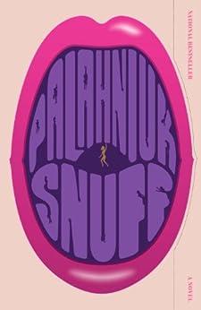 Snuff by [Chuck Palahniuk]