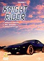 Knight Rider: Volume 2 - Knight Racer/Sky Knight/Knight Sting [DVD] by David Hasselhoff