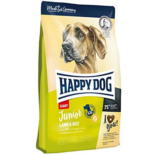 Happy Dog Junior Giant Lamb & Rice (Lamm & Reis) - 15 kg