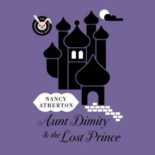 Aunt Dimity and the Lost Prince audiobook cover art