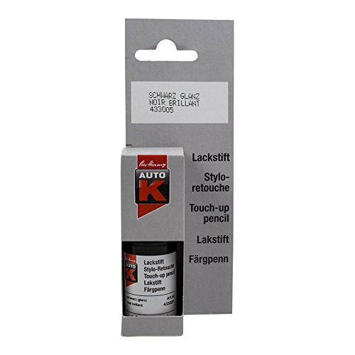 Kwasny 433 005 Auto-K Auto-K Lackstift Schwarz Glanz 9ml