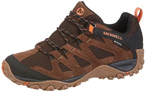 Merrell ALVERSTONE GTX, Zapatillas Deportivas para Hombre, Earth, 43.5 EU