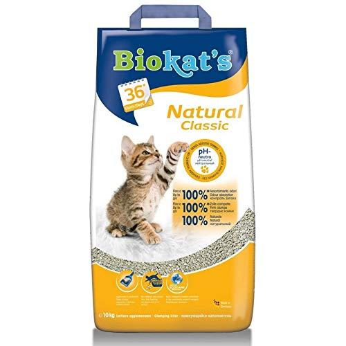 Biokats Lettiera Natural Classic 10 kg