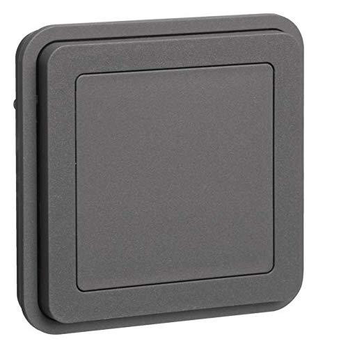 Berker Blindverschluss-Einsatz 42903505 gr matt W.1 Einsatz/Abdeckung für Kommunikationstechnik 4011334423089