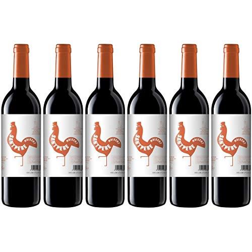 Santpere Vino Tinto - 6 Botellas - 4500 ml