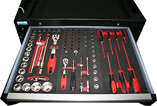 Küpper Werkzeugwagen befüllt - 2