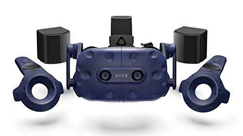 【国内正規品】 HTC VIVE PRO (ベースステーション・コントローラーセット)