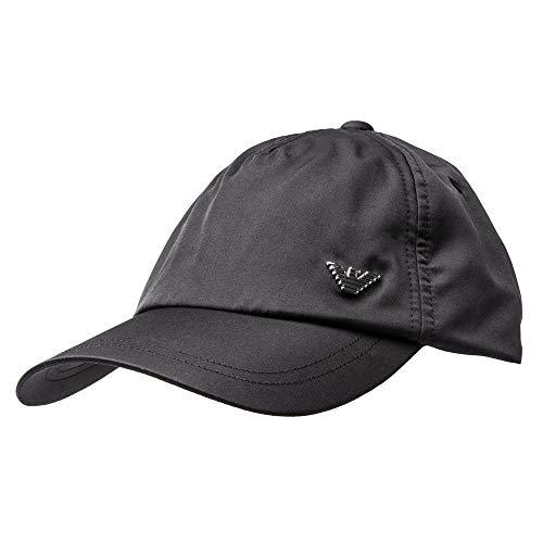 Emporio Armani Eagle Logo Hombre Cap Negro