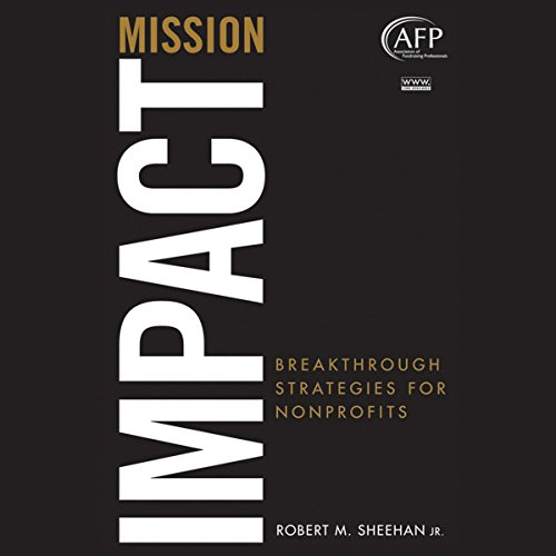 Mission Impact audiobook cover art