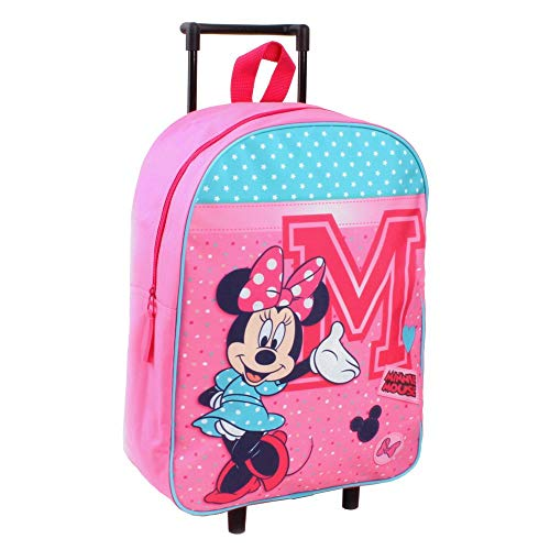 Vadobag Live in Style | Niños Trolley | 39 x 30 x 13 cm | Disney Minnie Mouse