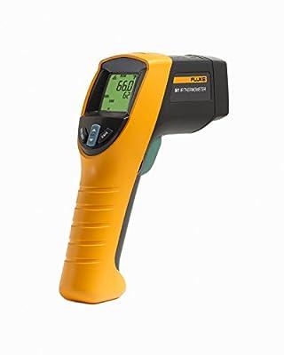Fluke VAC Pro Infrared Thermometer, -40 to +1022 Degree F Range