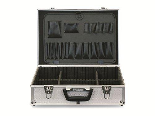Aluminium Werkzeugkoffer Werkzeug Alu Koffer Alukoffer mit Schlüssel