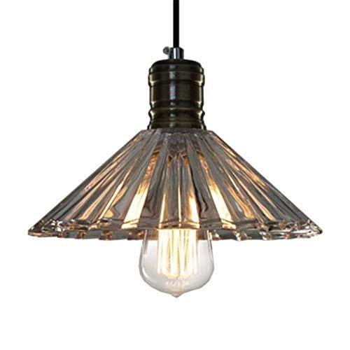 Creatieve plafondlamp van kristalglas Palace, wandlamp van ijzer, hanglamp met plafondlamp, eenvoudige zelfmontage, bar Corridoio glas Wit licht.