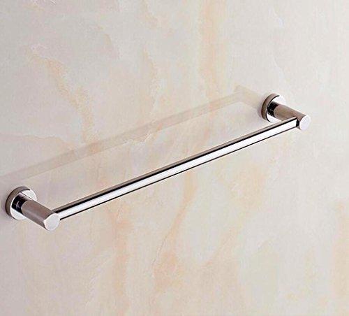 Badkamer plank Handdoekrek/roestvrij staal 304 handdoek rek/geperforeerde muur opknoping handdoek rek
