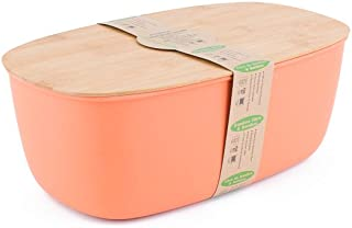 bamboo fibre bread bin