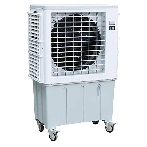 Equipment Evaporative Air Cooler High Power 4500 S Cfm With 1200 Square Foot Cooling Area
