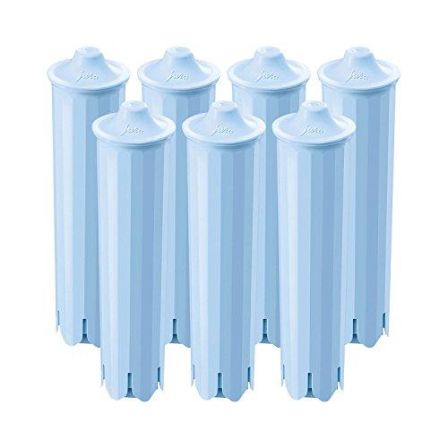 Preisvergleich Produktbild JURA Claris 71311 Blue Filterpatrone,  7er Pack (7 Filterpatronen)
