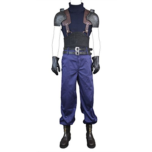 Holysteed Final Fantasy Vii: Advent Children Zack Fair Dx Costume Set All