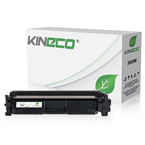 Kineco Toner kompatibel zu HP CF230X 30X für HP Laserjet Pro M227fdw M203dw M203 M220 MFP M227-3.500 Seiten (MIT CHIP und Füllstandsanzeige)