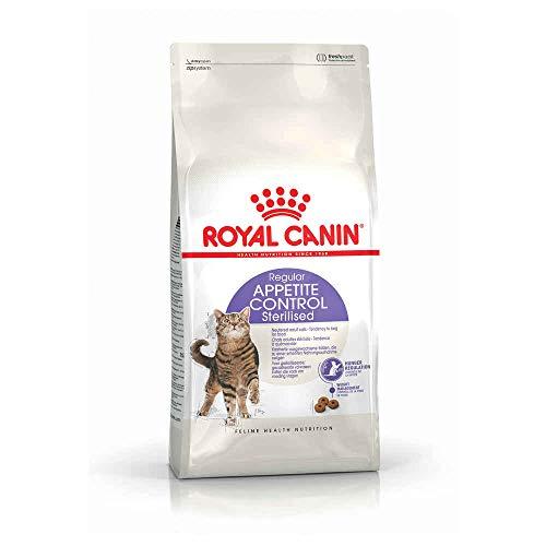 Royal Canin Feline Sterilised Appetite Control, 1er Pack (1 x 2 kg)