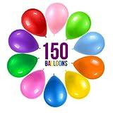 Prextex 150 Party Balloons 12 In...