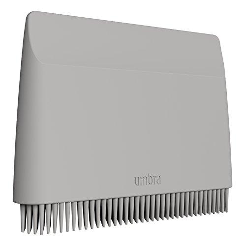 Umbra FLEX DUSCHABZIEHER GRAU Plastik 10 x 2 x 8 cm