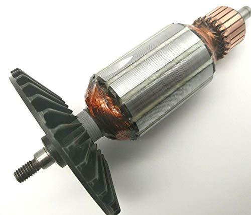 Rotor de motor para lijadora orbital Bosch GEX 150 A, 150 AC, 34-150