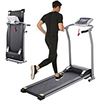Aceshin Electric Folding Treadmill With LCD Monitor